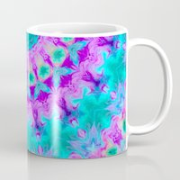 kaleidoscope Mugs featuring Kaleidoscope by Sylvia Cook Photography