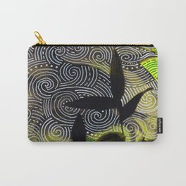 flow flower flow Carry-All Pouch