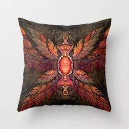 Wings & Kings Throw Pillow