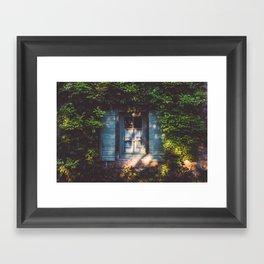 September - Landscape and Nature Photography Framed Art Print