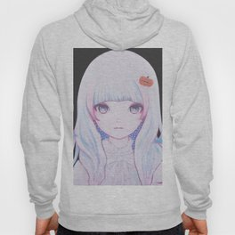 Ghost Girl Pumpkin Hoody