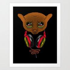 DJ Tarsi Art Print