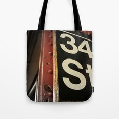 Where Miracles Happen Tote Bag