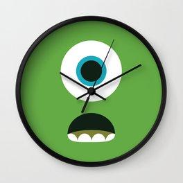 Mike Wazowski Wall Clock