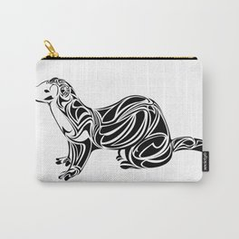 Ferret Design Carry-All Pouch