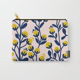 Garden Dreamer: flower buds Carry-All Pouch
