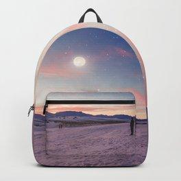 Moon gazers Backpack