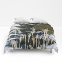 Grass & Pine Comforters