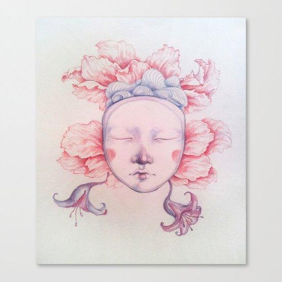 Supremacy Canvas Print