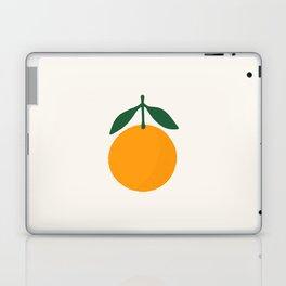 Orange Summer Citrus Laptop & iPad Skin
