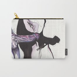 Shadow Puppet Carry-All Pouch