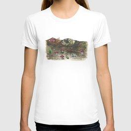 Little Worlds: The Harvest T-shirt