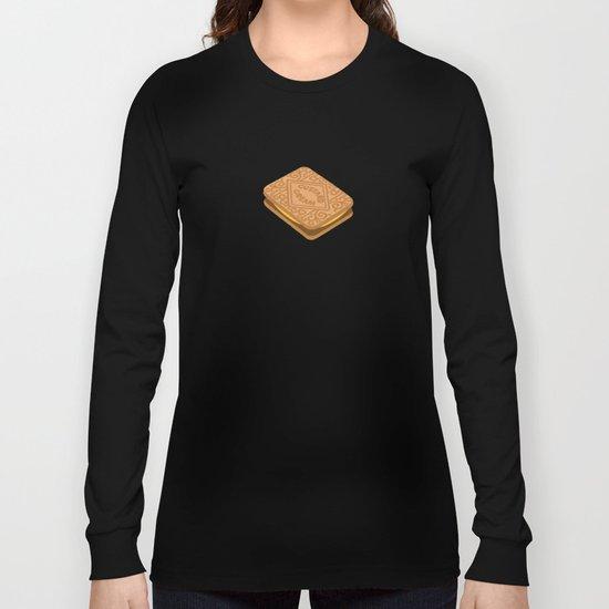 custard creams Long Sleeve T-shirt