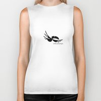 toucan Biker Tanks featuring Toucan by rob art | patterns