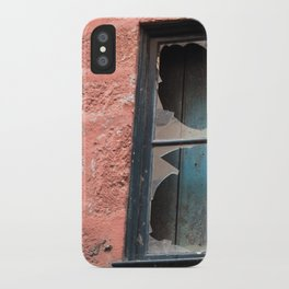 window of solitude  iPhone Case