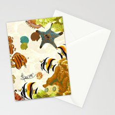 The Great Barrier Reef Stationery Cards