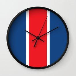 PSG 1980 Wall Clock