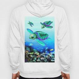 Sea Turtles Dance Hoody