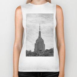 Empire Stat Building II Biker Tank