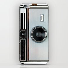Retro Camera iPhone & iPod Skin
