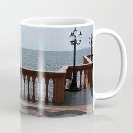 The Ringling Overlooking Sarasota Bay I Coffee Mug