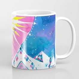 Sun of God Coffee Mug