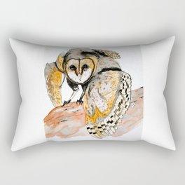 The Sighting Rectangular Pillow