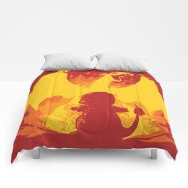 Charizard Evolution Comforters