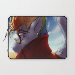 My Little Pony/Trigun - Dash the Stampede Laptop Sleeve