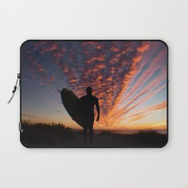 Surfer's Sky Laptop Sleeve