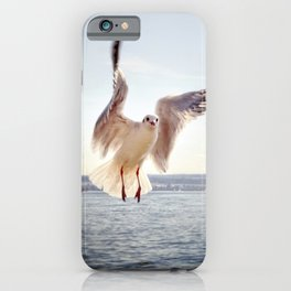 Winging It iPhone Case