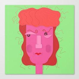 Unsatisfied Customer Eight Canvas Print