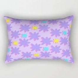*Asterisk Pink Rectangular Pillow