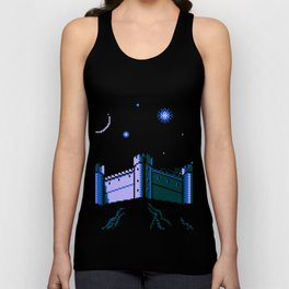 The  Castle  of  Chimeras Unisex Tank Top