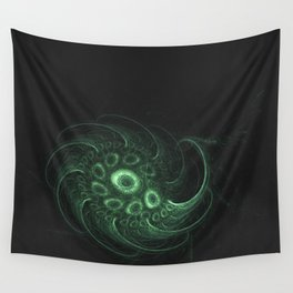 Geometric Cosmic Light 139 Wall Tapestry