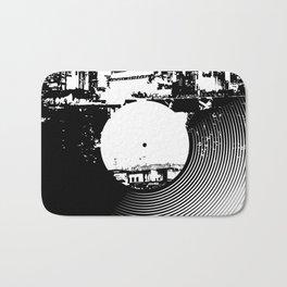 Urban Vinyl of Underground Music Bath Mat