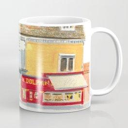 Dolphin Antiques Coffee Mug