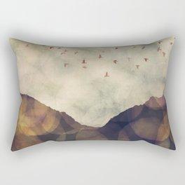 Dusk Rectangular Pillow