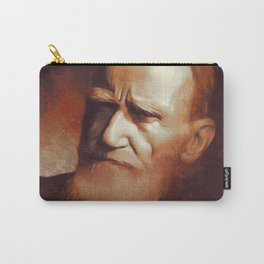 George Bernard Shaw, Playwright Carry-All Pouch