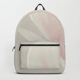 Botanical Brushstrokes ● Magnolia Blossom Backpack