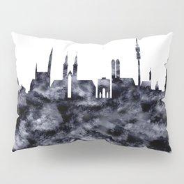 Munich Skyline Germany Pillow Sham