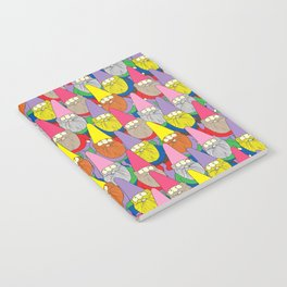 Mister Gnome Notebook