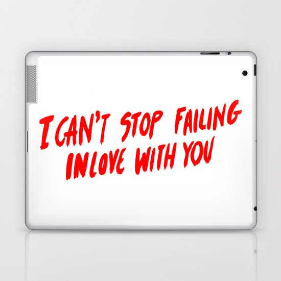 Failing Laptop & iPad Skin