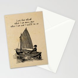 Ernest Hemingway - The Old Man and the Sea Stationery Cards
