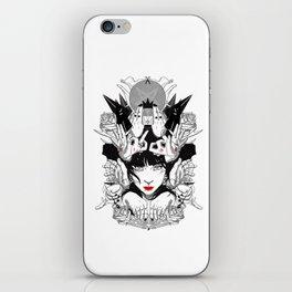 Witchcraft iPhone Skin