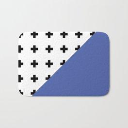 Memphis pattern 72 Bath Mat
