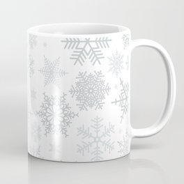 Snowflake pattern Coffee Mug