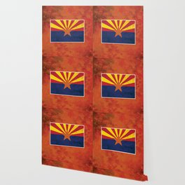 Arizona State Flag Wallpaper