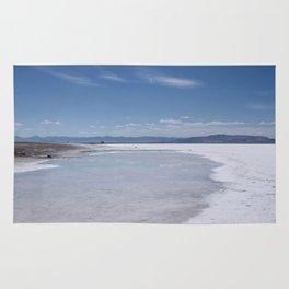 Salt Flats 1 Rug