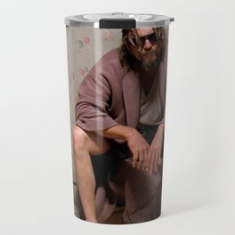 The Dude Travel Mug